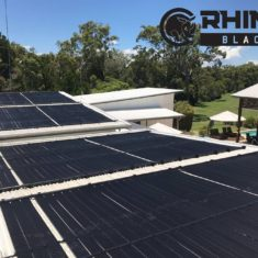 Rhino Black – Commercial Rigid Solar Pool Heating System